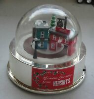 Hershey's Christmas Musical Ornament