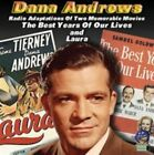 The Best Years of Our Lives and Laura 5019317020088 by Dana Andrews CD