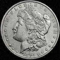 1891-s Morgan Silver Dollar.  High Grade.  (INV.A)
