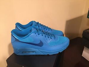 Details about Nike ID Air Max 90 HYP Space Blue