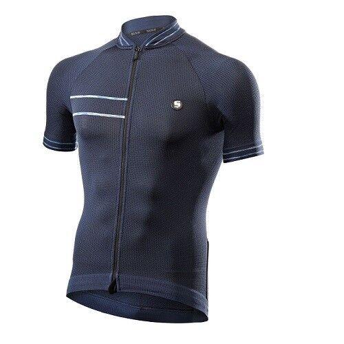 T-shirt Jersey T-shirt Bike Bike Cycling SIXS AVIO L. blueE CLIMA JERSEY