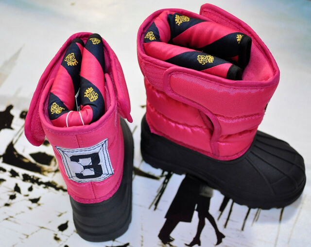 7b38443ffb024a Polo Ralph Lauren Girls Pink BOOTS Shoes Size US 6