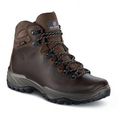 Scarpa Terra GTX Men Wanderschuhe Herren braun Schuhe Outdoor Trekking