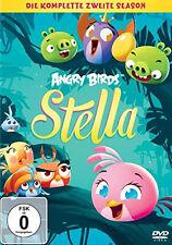 DVD * ANGRY BIRDS - STELLA - DIE KOMPLETTE SEASON / STAFFEL 2 # NEU OVP <