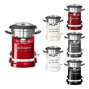 kitchenaid artisan 5kcf0103e cook processor 4 5 liter kocher ebay. Black Bedroom Furniture Sets. Home Design Ideas