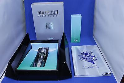 Japan Limited Final Fantasy VII 7 10th ANNIVERSARY POTION w/ book Shinra 6