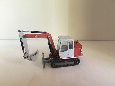 Baufahrzeuge Genossenschaft O&k Rh 2 Kettenbagger Von Nzg 288 1:50