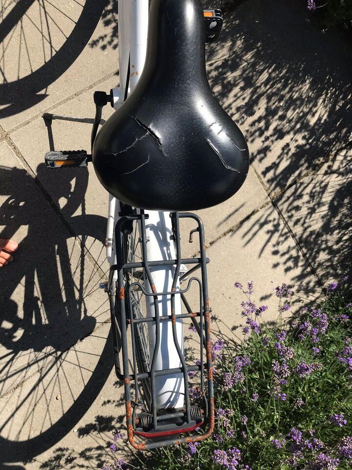 Pigecykel, citybike, Mosquito