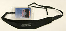 Genuine New  Op Tech USA Pro Camera Strap In Black