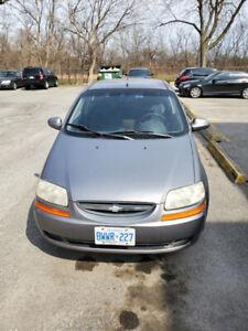 2006 Chevrolet Aveo LT