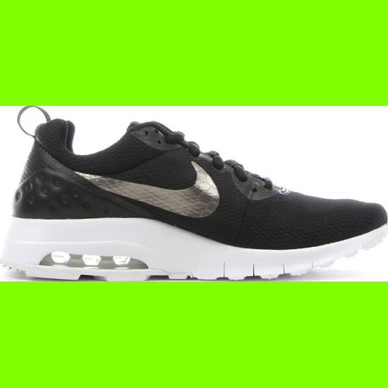 NIKE shoes RUNNING AIR MAX MOTION black num-36
