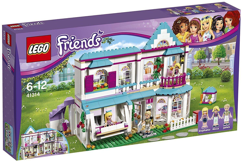 Casa de Stephanie - LEGO FRIENDS 41314 - NUEVO