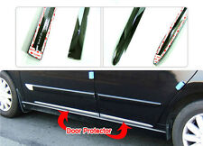 GM Daewoo Leganza Door Sill Chrome Garnish 4P Set Rare