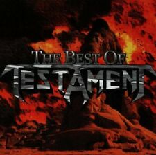 Testament The Best Of CD NEW 1996 Metal
