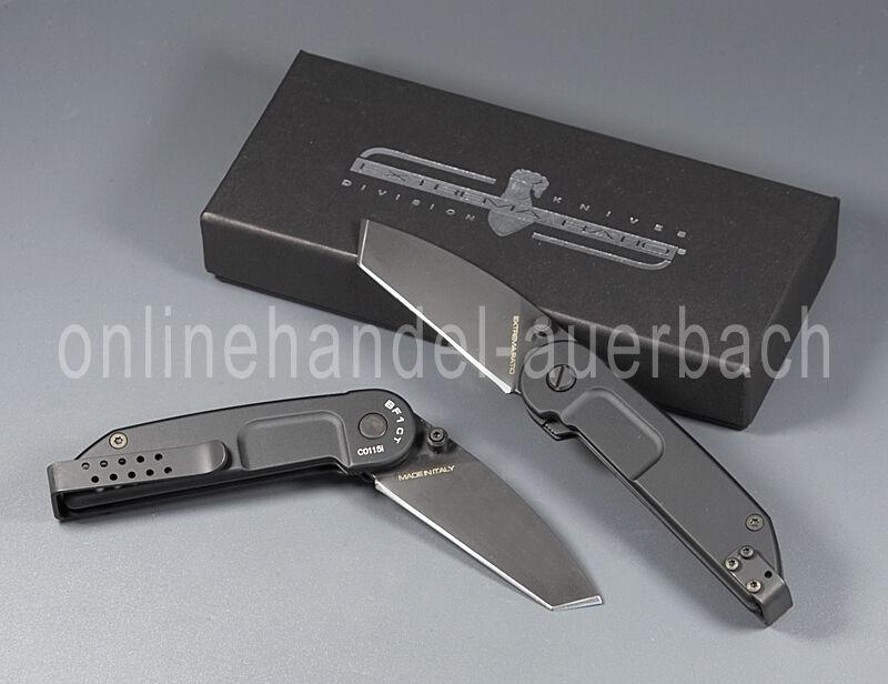 Extrema ratio bf1 CT Black Black Black Couteau de poche couteau c3de1f