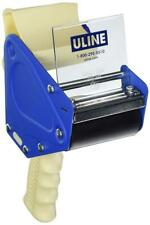New Uline H 596 Packing Tape Dispenser Gun Original Version Whiteblue