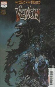 Venom-15-Absolute-Carnage-Bloody-Variant-NM-2019-Marvel-Comics