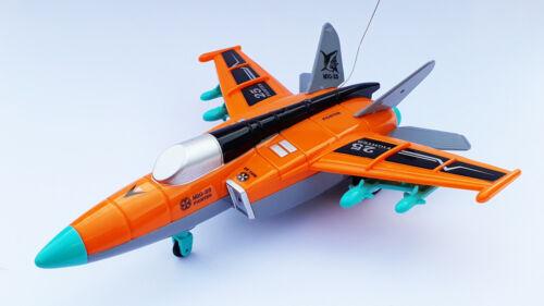 """Nouveau 11/"""" Télécommande Avion Avion électrique rechargeable enfants Jouet Cadeau UK"""