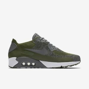 brand new 39618 614a2 Image is loading Nike-Air-Max-90-Ultra-2-0-Flyknit-