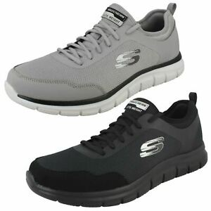 Skechers Lace Casual Shoe | Memory Foam