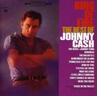 Johnny Cash - Ring Of Fire: Best Of [new Cd] on Sale