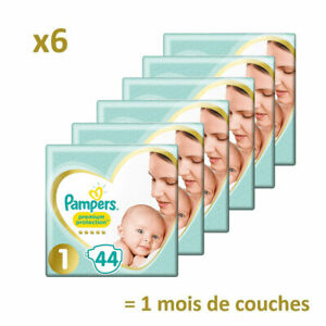 PAMPERS-New-Baby-Taille-1-2-a-5Kg-264-Couches-Pour-Bebe-Format-Pack-1-Mois