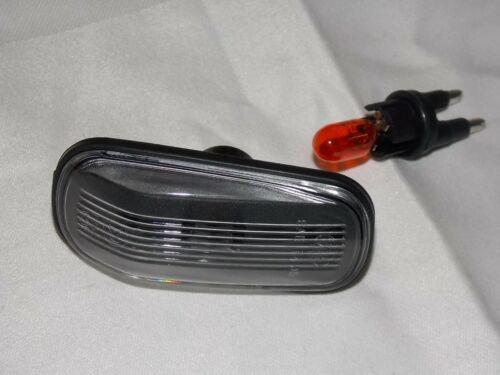 Saab 9000 900 9-3 Clear Wing fender  Indicator Lamp  Light Lens side repeater
