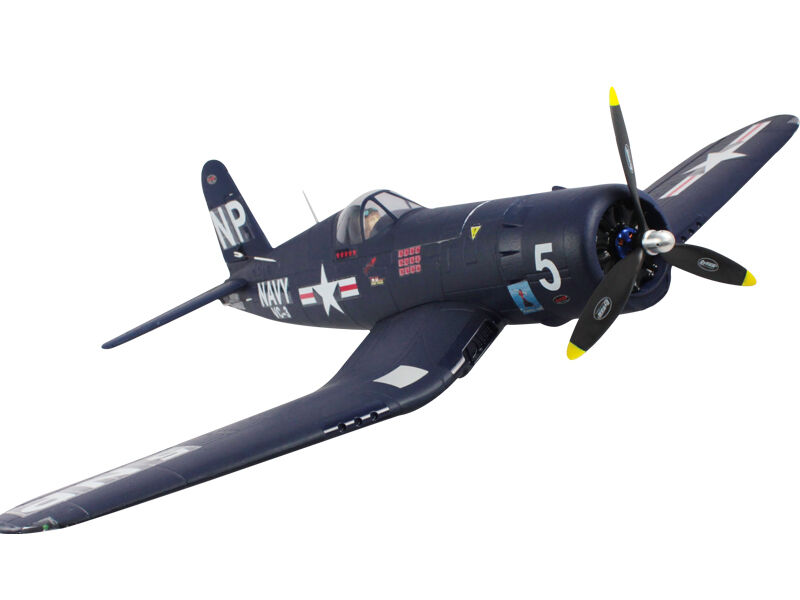 Dynam F4U Corsair with Retracts 1270mm Warbird ARTF no Tx Rx Bat Chg