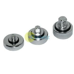 3-Piece-Paume-Cliquet-Douille-Cle-Set-Kit-Tailles-1-4-034-3-8-034-1-2-034-Neuf