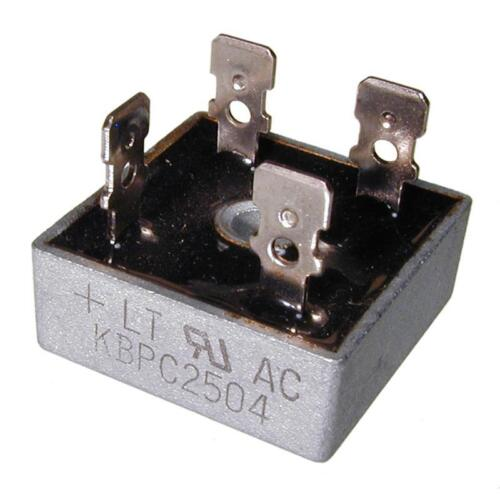 KBPC2504 BRIDGE RECTIFIER 400V 25A