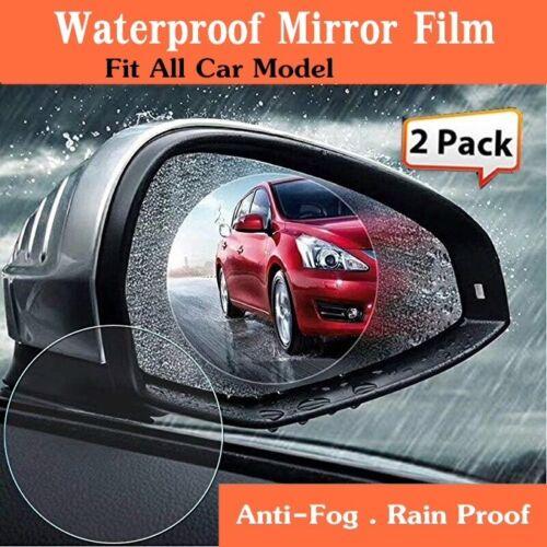New Car Rearview Mirror Waterproof Membrane Clear Anti-Glare Anti-Fog Film