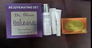 Dr Alvin New Rejuvenating Rejumax Set 2 From Professional Skin Care Formula Usa Ebay