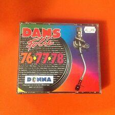 Cd Dans Folie 76.77.78. Radio Donna
