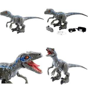 Details about Jurassic World Toys Alpha Training Blue/Gray Best Toy with  Various Modes