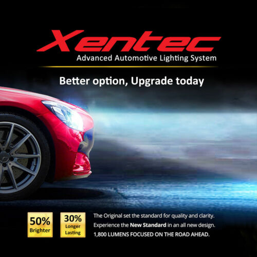 Xentec Xenon Light 35W 55W HID Conversion Kit For 1997-2014 Ford Expedition
