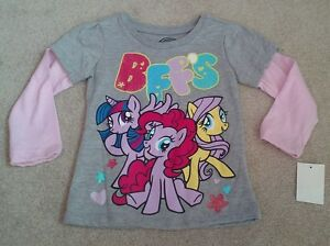 1bc4cee1751f New*Infant/Toddler Girl's My Little Pony T-Shirt/Top*BFF's*Best ...