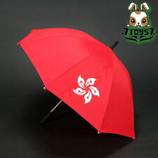Wild Toys 1/6 National Flags Umbrella S3_ HK _Fashion Foldable Working B WT024D