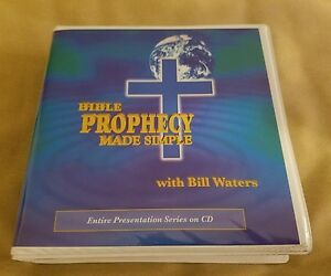 De S About Bible Prophecy Made Simple W Bill Waters 19 Cd Set Love Languages Bonus