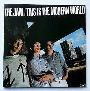 THE-JAM-This-Is-The-Modern-World-2014-UK-180g-vinyl-LP-MP3-SEALED-NEW