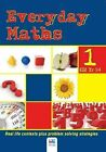 Every Day Maths: Real Life Contexts Plus Problem Solving Strategies: Bk. 1 by Jane Bourke (Mixed media product, 2009)