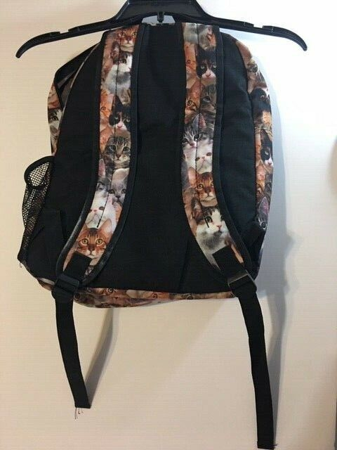 CATS ARE EVERYTHING Backpack School Laptop Bag Ca… - image 6