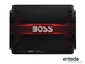 BOSS-AUDIO-PT1600-2-Kanal-Verstaerker-Endstufe-Amplifier-Car-Auto-KFZ-LKW-PKW-NEU
