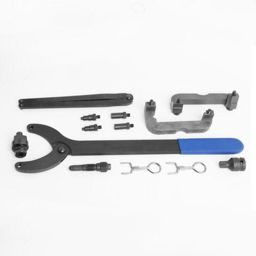 AUDI VW A4 A6 A8 3.2L V6 FSI Camshaft VAG Timing Chain Tool Quattro 2.4L Tension