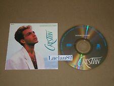 Cristian Castro Un Segundo En El Tiempo 1993 Melody Cd Mexico