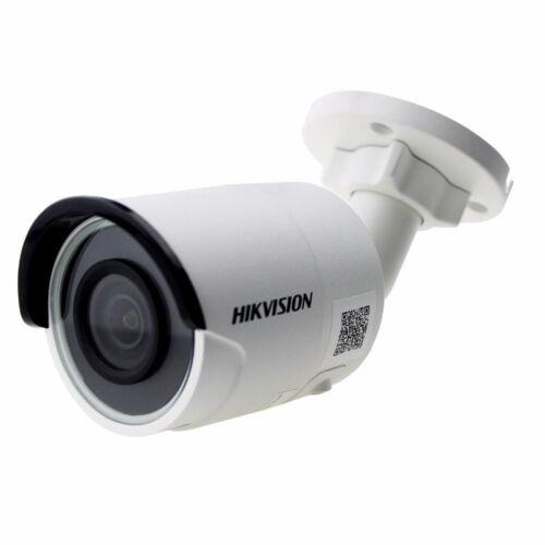 NEW HIKVISION Network Camera IP-8M 4K DS-2CD2085FWD-I 6mm WDR 30m EXIR IP67 E