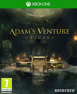 Microsoft XBOX - One XBOne Spiel ***** Adams Venture Origins *********NEU*NEW*55