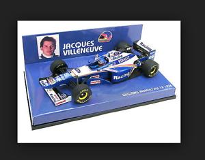 Williams Renault FW18 J.Villeneuve 1996 1 43 430960006 Minichamps