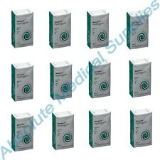 12 Packs Zhermack Hydrogum Dust Free Alginate Mint Scent Green 11 Lbs C302025