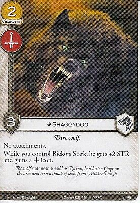 3 x Jon Snow AGoT LCG 2.0 Game of Thrones Wolves of the North 5