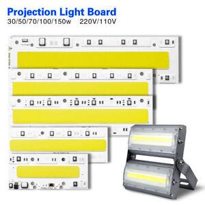 10W-20W-30W-50W-100W-150W-Power-Epistar-COB-LED-Bulb-Bead-Cool-White-Chip-AC220V